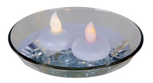Battery T-Light | Large | Cream Body CANDLE-GLOW light PRODUCT CODE tty 06 de