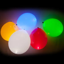 Light up balloons 2